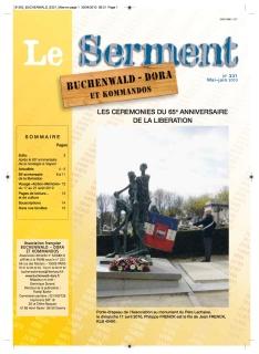 SERMENT N°331 - mai juin 2010