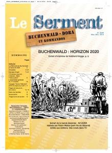 SERMENT N°334 - novembre decembre 2010