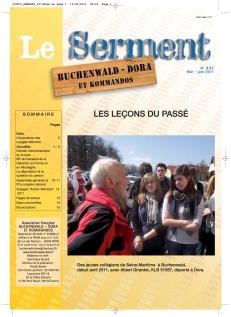 SERMENT N°337 - mai juin 2011