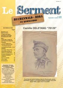 SERMENT N°345 - septembre octobre 2012