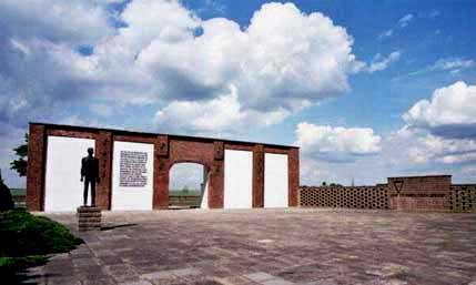Le mémorial de Gardelegen
