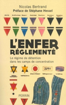 Livre Nicolas Bertrand L'enfer réglementé P 11