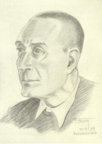 """Auguste Favier : Robert Benoit, Champion de courses automobile, fusillé à Buchenwald avec tout un groupe de """"parachutistes""""."""