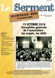 N°362, septembre, octobre, novembre 2016
